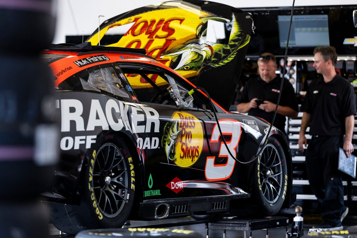 Austin Dillon, Richard Childress Racing, Chevrolet Camaro Nascar Next Gen