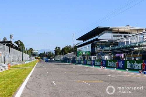 F1 Italian GP Live Commentary and Updates - Race day