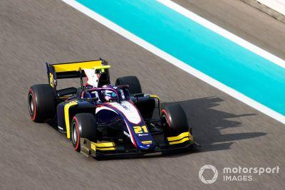 Abu Dhabi Aralık testi