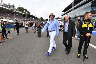 Lawrence Stroll, propietario de Racing Point Force India F1 Team