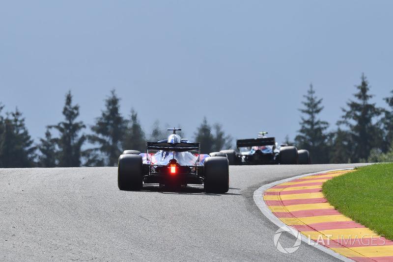 Pierre Gasly, Scuderia Toro Rosso STR13 Scuderia Toro Rosso STR13