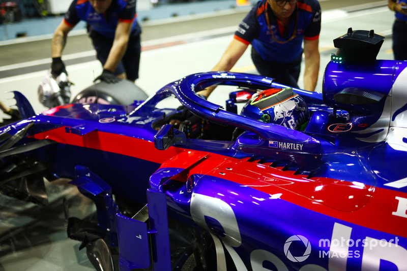 19. Брендон Хартлі, Toro Rosso — 2