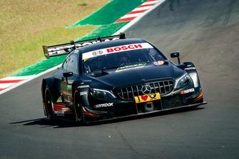 Sébastien Ogier, Mercedes-AMG C 63 DTM