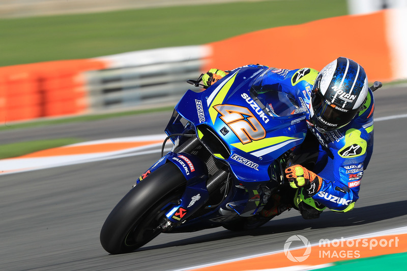 Álex Rins (Team Suzuki MotoGP)