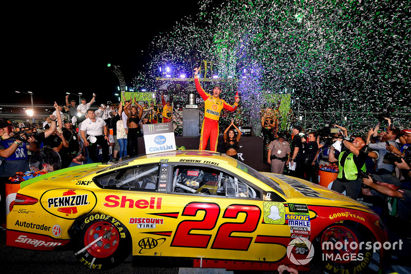 2018 - NASCAR Cup: Joey Logano (Ford Fusion)