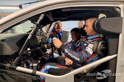 Loeb Hyundai test