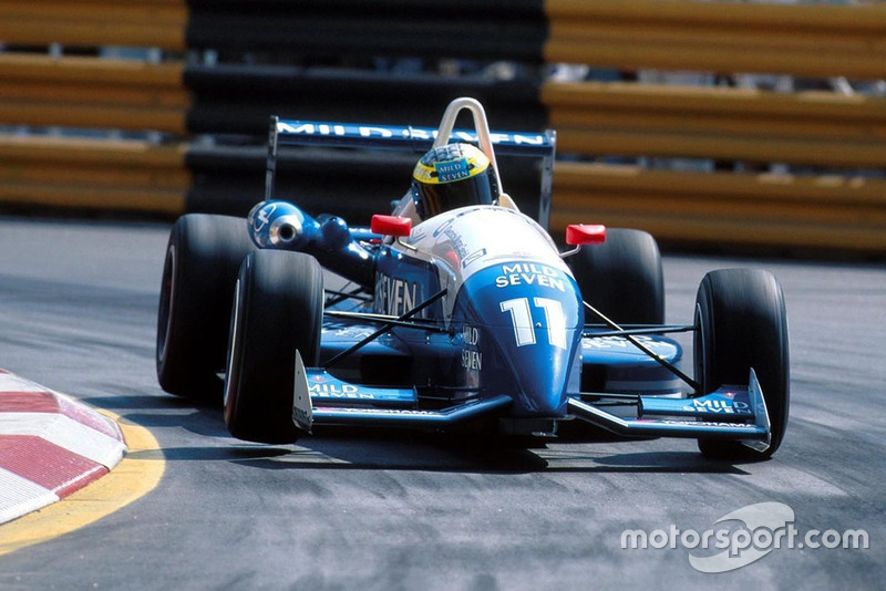 1993: Ральф Шумахер дебютує у Формулі 3