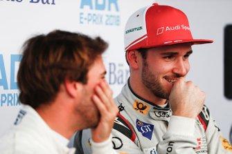 Daniel Abt, Audi Sport ABT Schaeffler, Antonio Felix da Costa, BMW I Andretti Motorsports