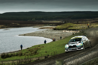 Matt Edwards, Darren Garrod, M-Sport Ford Fiesta R5 VIALATTE Aurelien