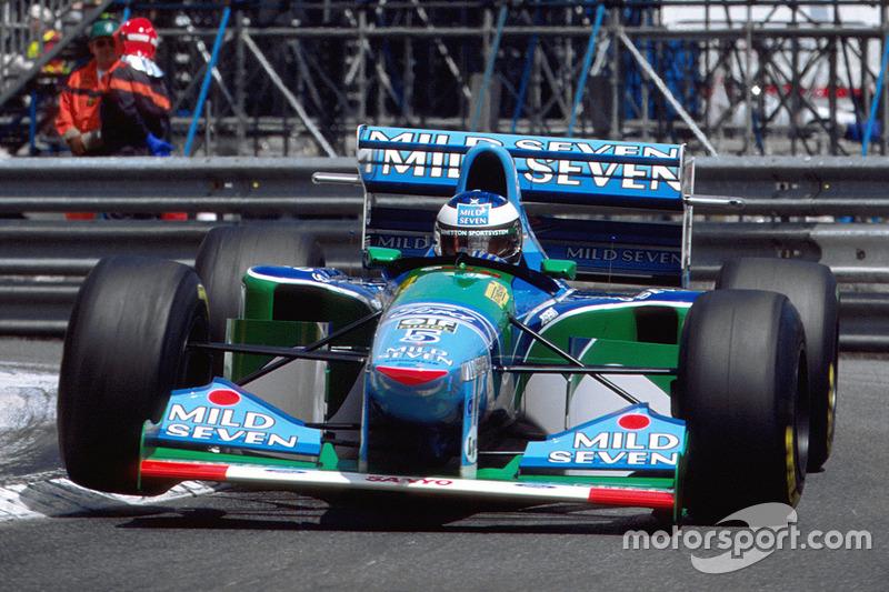1994 Monaco GP, Benetton B194