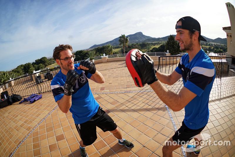 Maximilian Götz and Christian Vetoris, Mercedes-AMG DTM Team HWA AG
