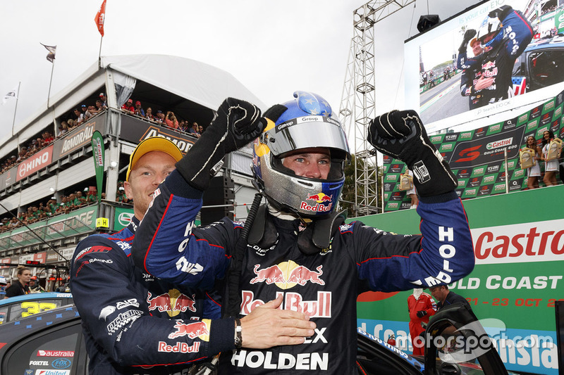 Sieger Shane van Gisbergen, Alexandre Prémat, Triple Eight Race Engineering Holden