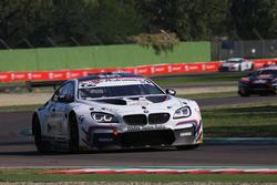 #15 BMWM6 GT3, BMW Team Italia: Comandini-Cerqui