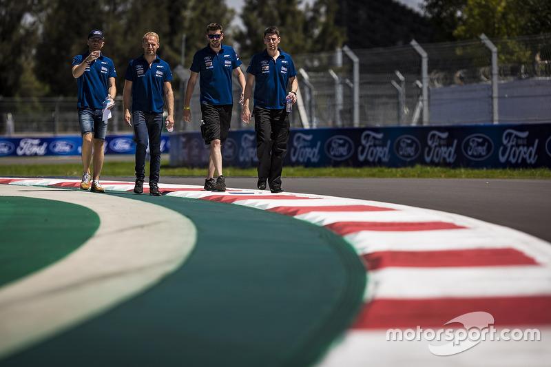 Olivier Pla, Stefan Mücke, Ford Chip Ganassi Racing