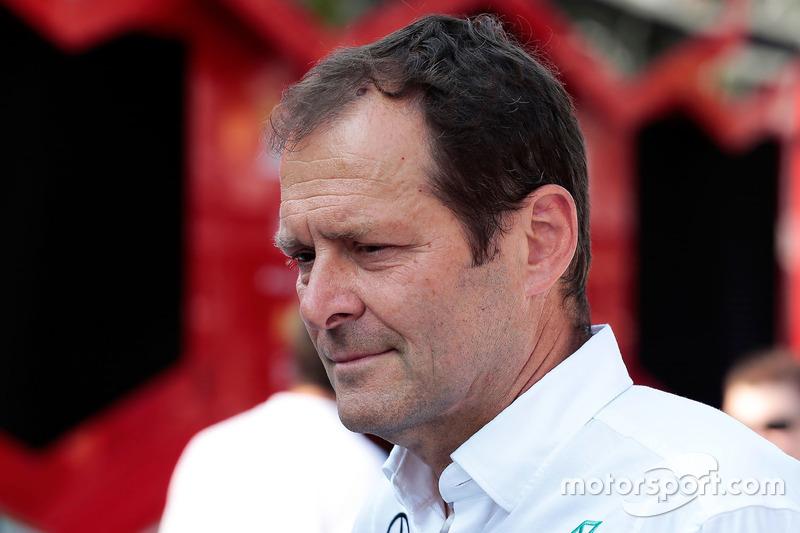 Aldo Costa, Mercedes AMG F1 Mühendislik Direktörü