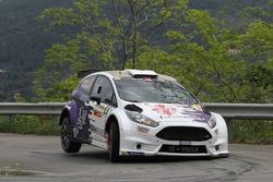 Felice Re e Mara Bariani, Ford Fiesta R5, Dmax Swiss