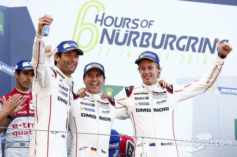 WEC – перша перемога Porsche № 1 у сезоні