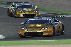 Lamborghini Huracan GT3 #108, Zaugg-D'amico, Raton Racing