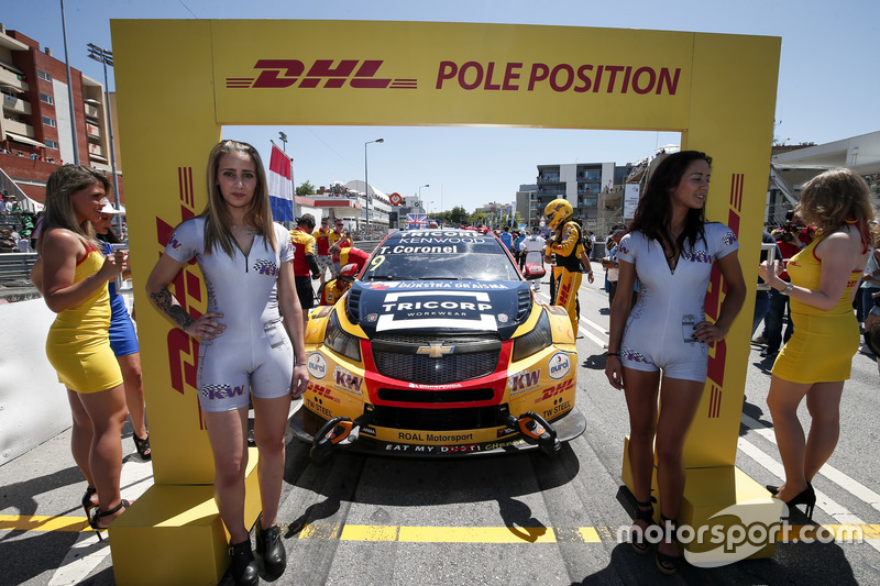 Pole, Tom Coronel, Roal Motorsport, Chevrolet RML Cruze TC1