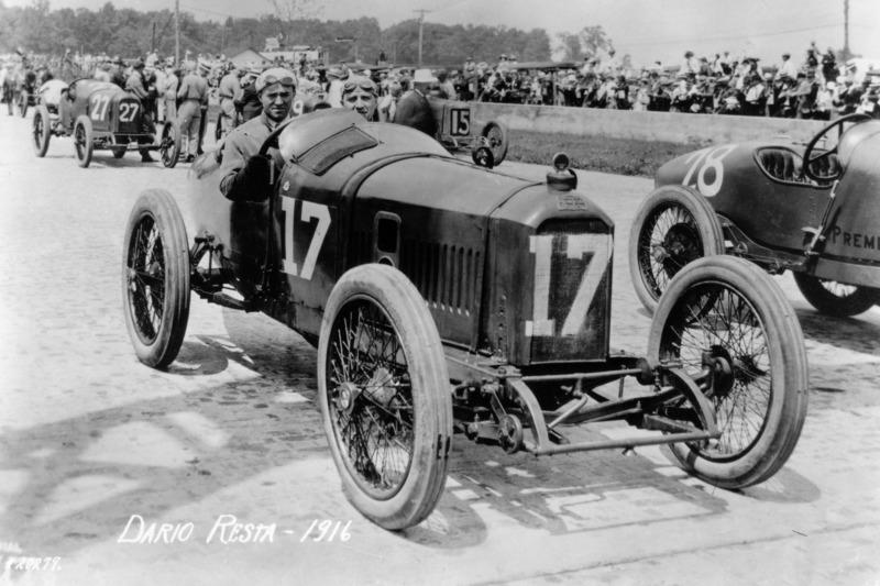 1916 - Dario Resta