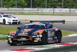 Sini-Mugelli, Solaris Motorsport, Aston Martin VantageGT3 #7