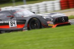 #84 HTP Motorsport Mercedes AMG GT3: Maximilian Buhk, Domink Baumann