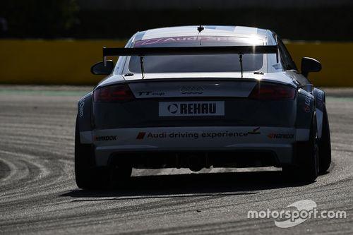 Audi TT: Hungaroring