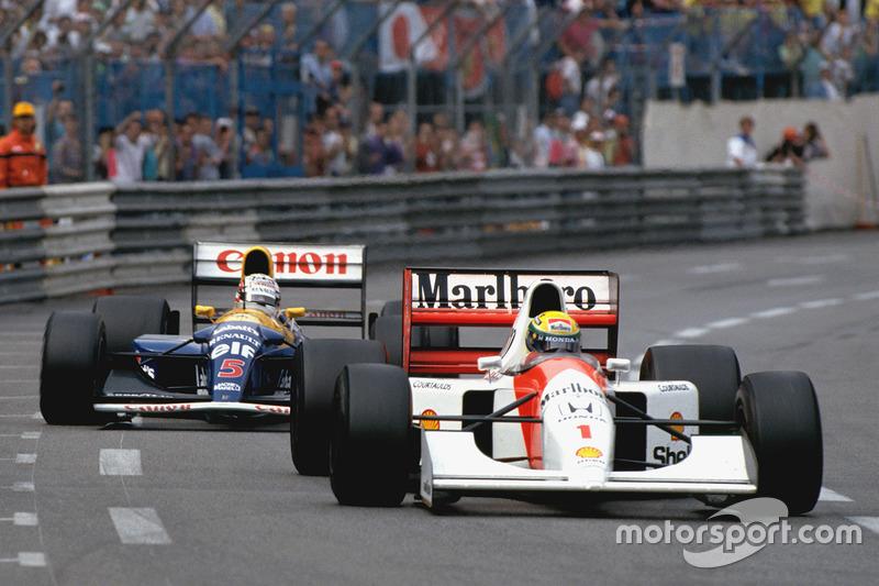 Ayrton Senna, McLaren MP4/7A (1992)