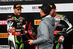 Jonathan Rea, Kawasaki Racing takes pole postion