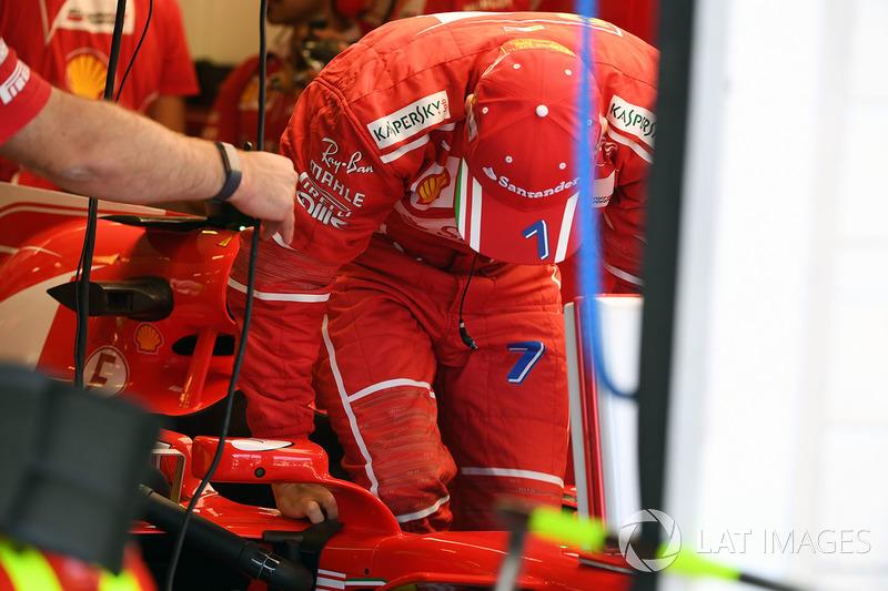 Кімі Райкконен, Ferrari SF70-H