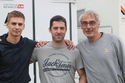 Kevin Mostberger, Patrick  Stöckli, Giuliano Piccinato, Ecurie Basilisk