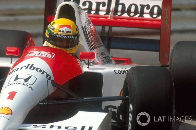 GP de Mónaco 1991
