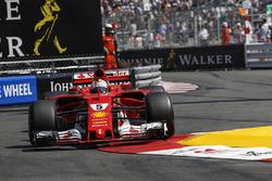 Sebastian Vettel, Ferrari, SF70-H