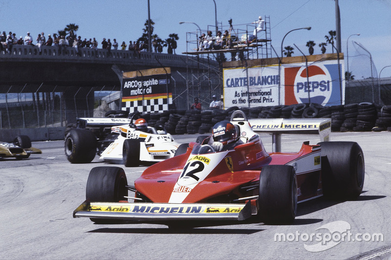 1978-1979: Gilles Villeneuve, Ferrari 312T3
