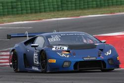 #66 Attempto Racing, Lamborghini Huracan GT3: Marco Mapelli, Giovanni Venturini