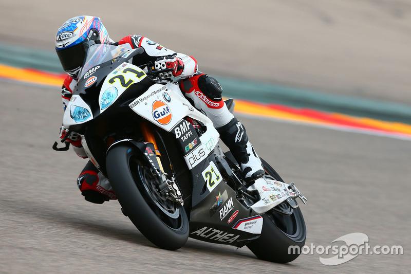 Markus Reiterberger, Althea BMW Racing