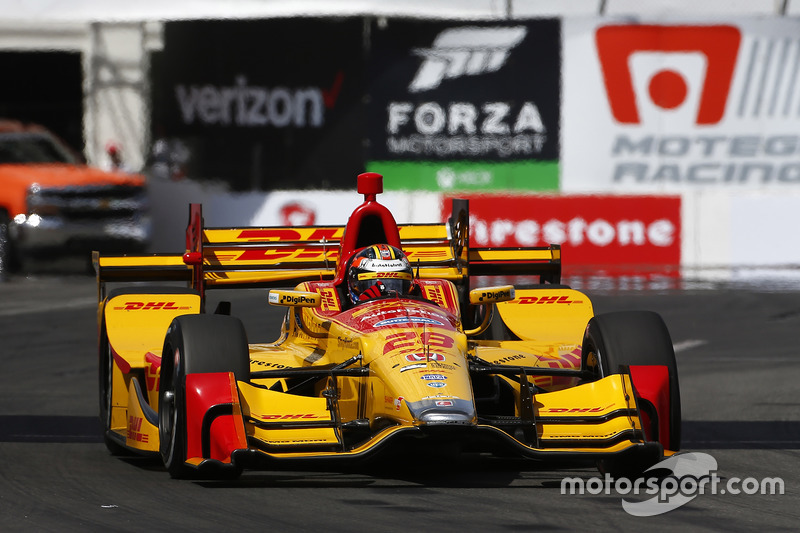 Ryan Hunter-Reay, Andretti Autosport, Honda