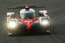 #7 Toyota Gazoo Racing, Toyota TS050 Hybrid: Mike Conway, Kamui Kobayashi, Yuji Kunimoto