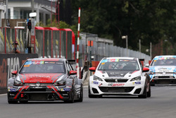 Mathieu Detry, Maxime Potty, Volkswagen Golf GTI TCR