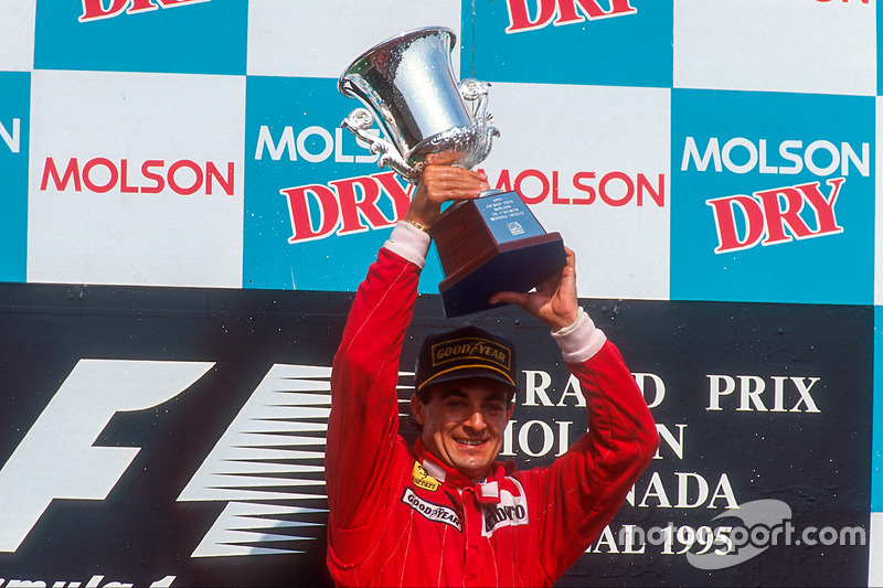 Jean Alesi (1 victoria)