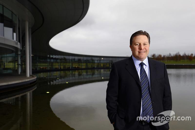 Zak Brown, McLaren, Geschäftsführer