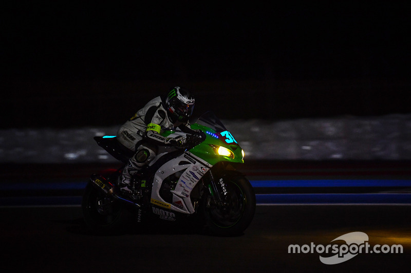 #39 Moto 39 Competition, Kawasaki: Nicolas Cheli, Frederic Tachin, Leon Benichou