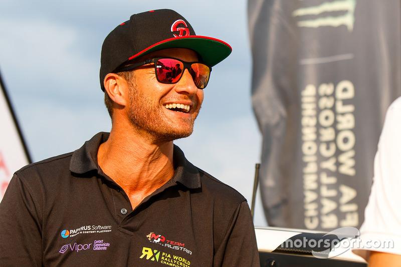 Тімо Шайдер, MJP Racing Team Austria Ford Fiesta ST