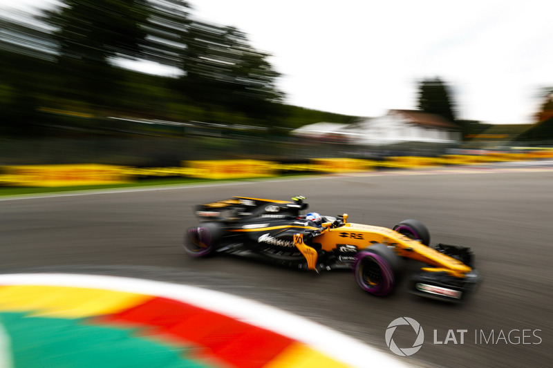 10: Jolyon Palmer, Renault Sport F1 Team RS17