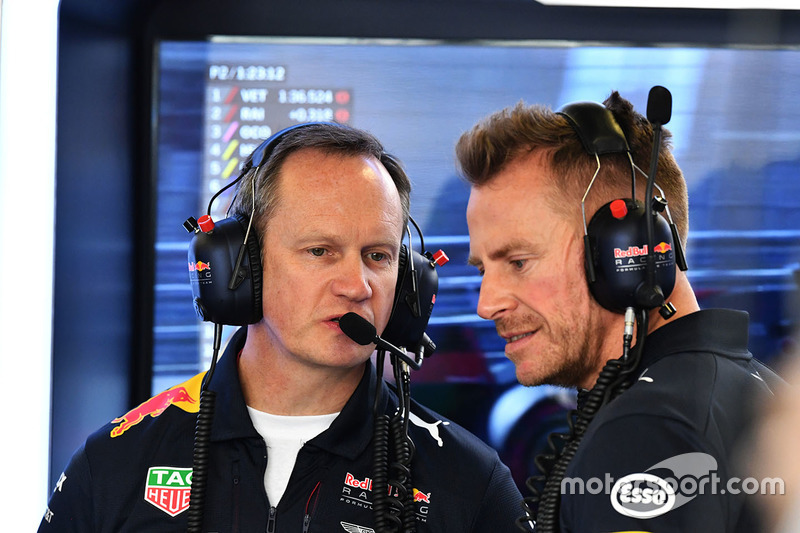 Paul Monaghan, Red Bull Racing Chief Engineer