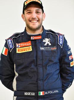 Marco Pollara, Peugeot Sport Italia