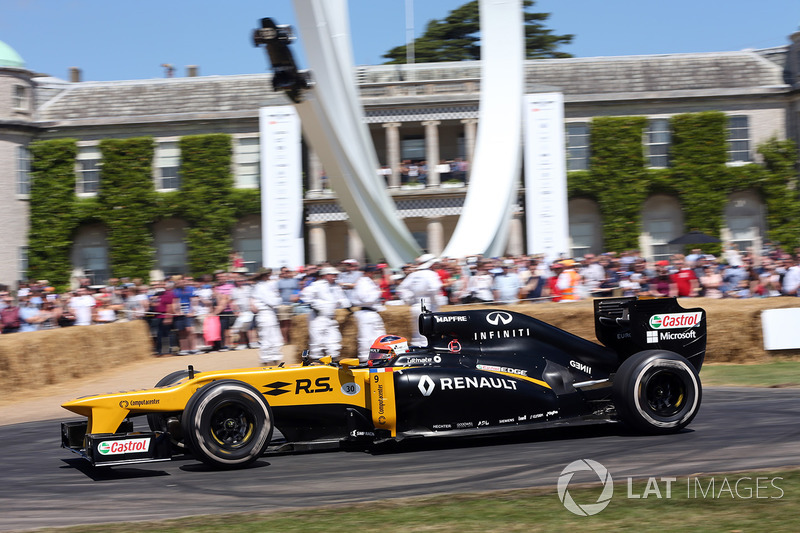 Роберт Кубіца, Renault F1