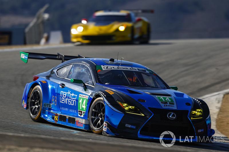 #14 3GT Racing Lexus RCF GT3: Скотт Пруетт, Сейдж Карам