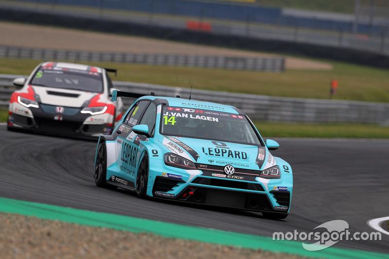 Яп ван Лаген, Leopard Racing Team WRT, Volkswagen Golf GTi TCR