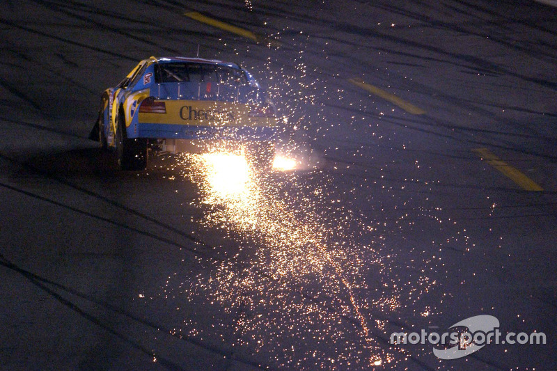 NASCAR, Charlotte 2003: John Andretti, Petty Enterprises, Dodge Intrepid